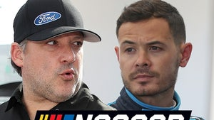 Tony Stewart Urges NASCAR To Uncancel Kyle Larson, 'Paid Penalty' For N-Word Use