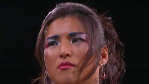 AEW Wrestler Hikaru Shida Breaks Silence After Announcer Fired for Mocking Accent