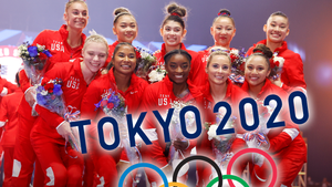 USA Women's Gymnastic Team Skipping Olympic Village After Positive COVID Test