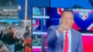 Pedro Martinez Cusses Live On-Air In Epic Rant About MLB Umps