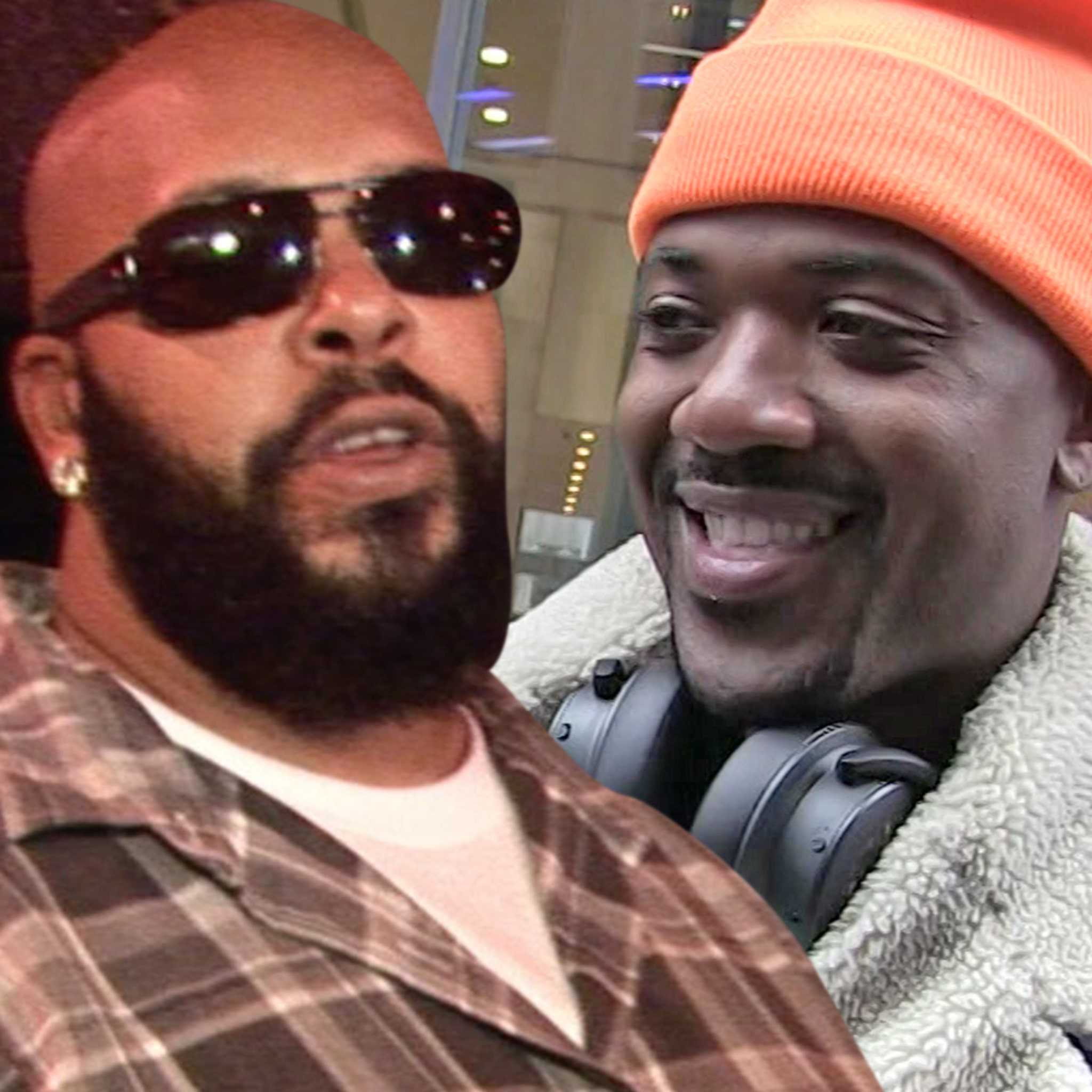 Suge Knight Signs Life Rights Over to Ray J