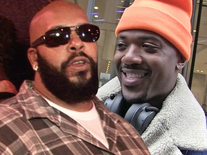 Suge Knight Reportedly Signed His Life Rights Over To Ray J