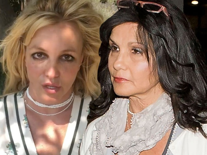 britney spears and lynn spears
