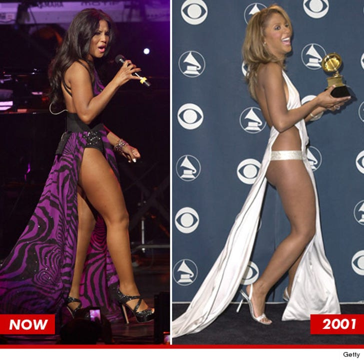 Toni Braxton S Career Has Got Legs Amp Thighs Amp Hips