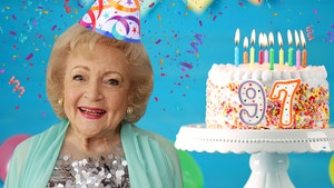 Betty White Celebrating 97th Birthday with Poker Night with Friends