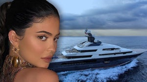 Kylie Jenner's Yacht Not Necessarily the Best Boat on the Ocean