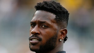 Antonio Brown's Phone Recording Could Be a Huge Legal & NFL Problem