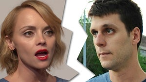 Christina Ricci Files for Divorce After Alleged Domestic Incident