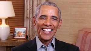 Barack Obama Talks Book Sales Bragging Rights, Jabs Trump on 'Kimmel'