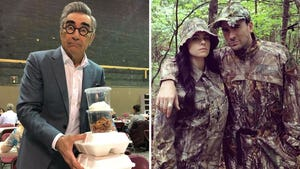 'Schitt's Creek' Behind The Scenes