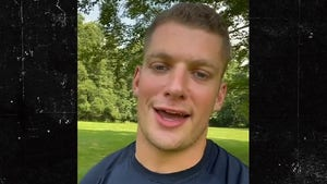 NFL's Carl Nassib Announces He's Gay, 'I Truly Love My Life'
