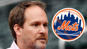 NY Mets GM Zack Scott Busted For DUI, Was Asleep At Wheel Of His Car