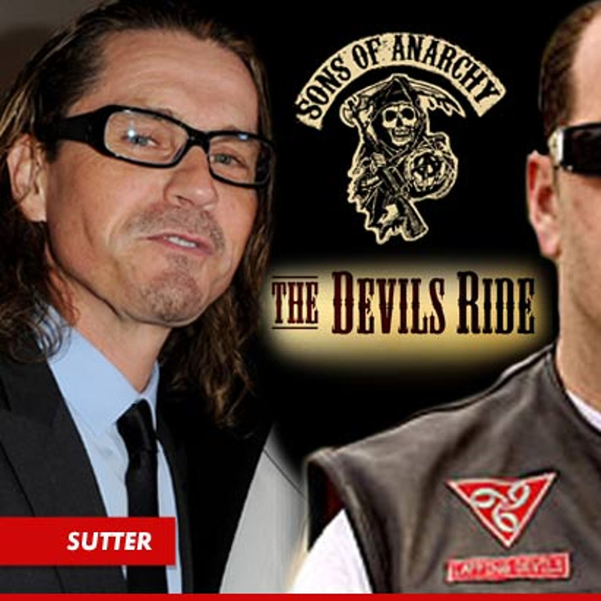 Sons of Anarchy' -- Fight Brewing with REAL Motorcycle Club