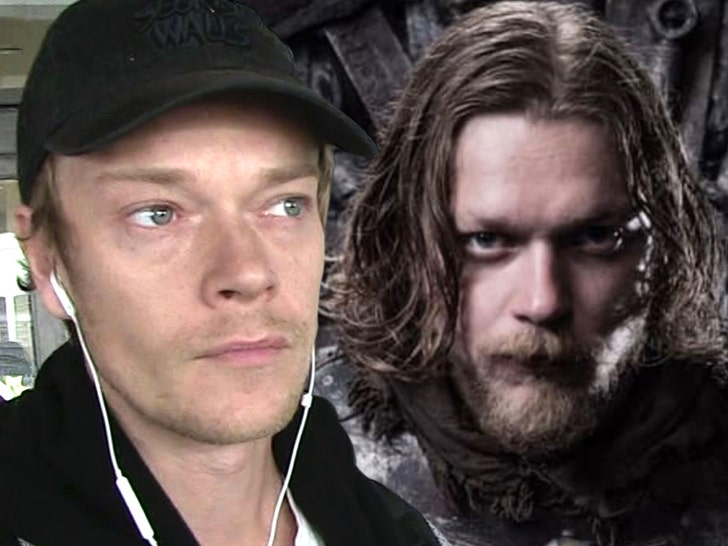 Theon Greyjoy's Body Double on 'Game of Thrones' Died on Christmas Eve - EpicNews
