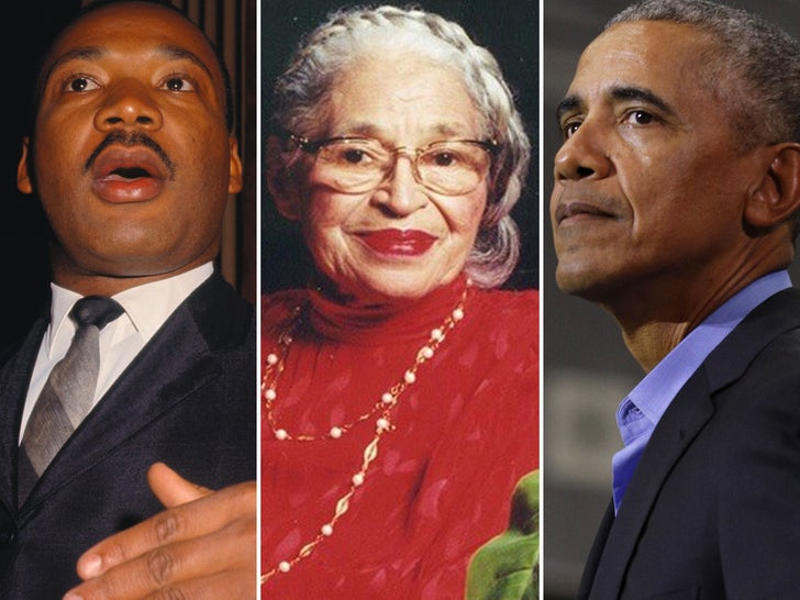 50 Most Influential Black Americans In History