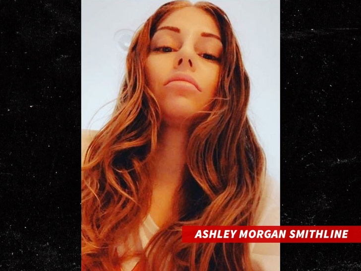 Ashley Morgan Smithline