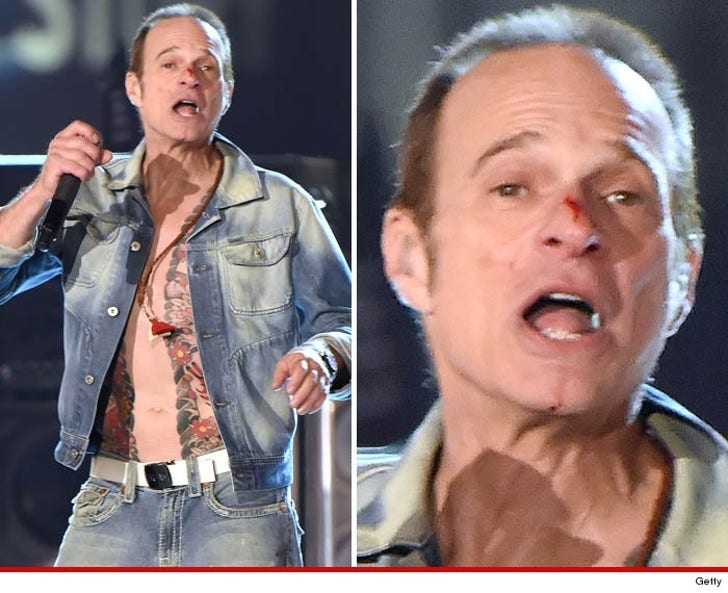 David Lee Roth Who Gave Me This Bloody Nose Oh Right It Was Me Video