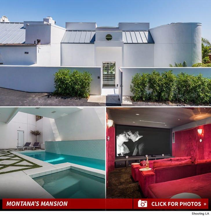 French Montana's LA Mansion