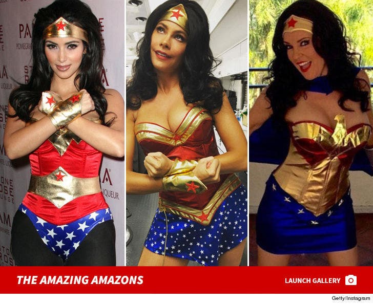Stars As Wonder Woman