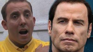 New John Travolta Lawsuit -- Cruise Ship Steward Sues Actor for Sexual Assault