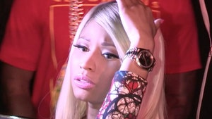 Nicki Minaj and Nas Break Up, and She's Not Pregnant