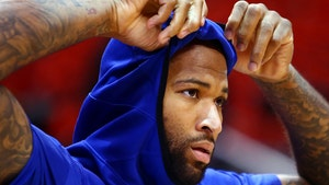 DeMarcus Cousins Arrest Warrant Issued Over Threatening Phone Call
