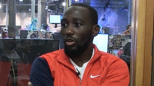 Terence Crawford Beat Everyone's Ass Growing Up, 'I Stayed Getting In Fights'