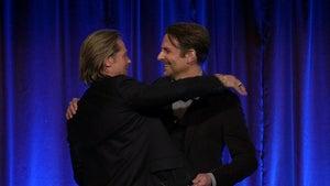 Brad Pitt Thanks Bradley Cooper for Helping Him Get Sober