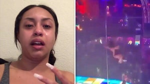 Strip Club Says Dancer's Fall From Two-Story Pole Isn't Their Problem