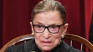 Ruth Bader Ginsburg Still Working Out with Trainer Despite Coronavirus
