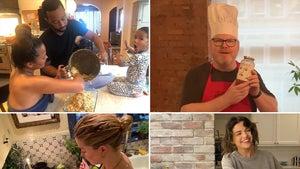 Stars Cooking In Quarantine -- Eat 'Em Up!