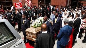 Rayshard Brooks' Funeral, MLK's Daughter Gives Powerful Speech