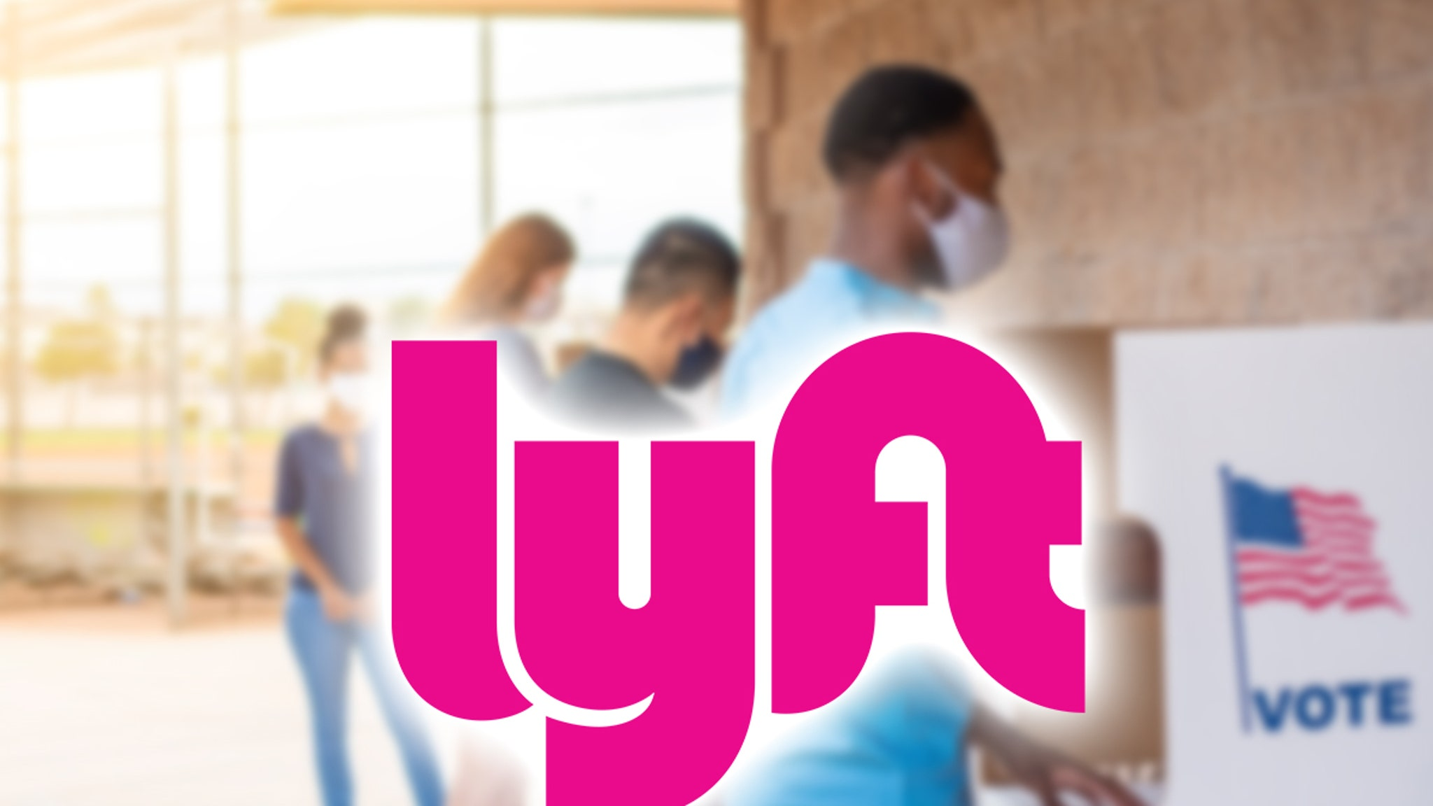 Lyft Offering Big Discounts to Voters ... In Some Cases Free Rides