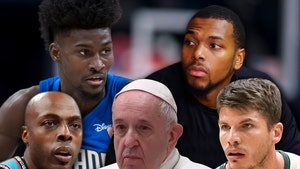 Pope Francis Meeting With 5 NBA Players at Vatican to Discuss Social Justice