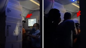 Delta Passengers Asked to Help Detain Man Who Tried Opening Plane Door