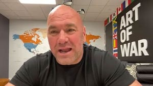 Dana White Calls Trump Omission From UFC 264 Broadcast A 'Massive F*** Up'
