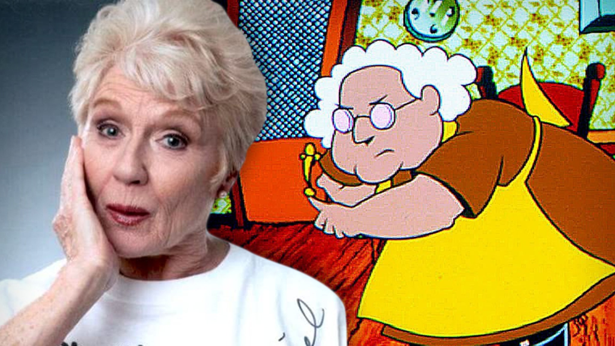 Thea Ruth White, Voice of Muriel on 'Courage the Cowardly Dog,' Dead at 81