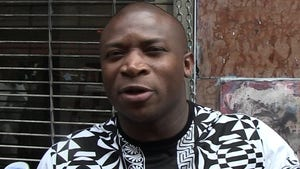 O.T. Genasis Open To Fighting Lamar Odom, Show Me The Money!
