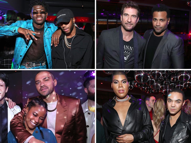 2019 GQ Men of the Year After Party