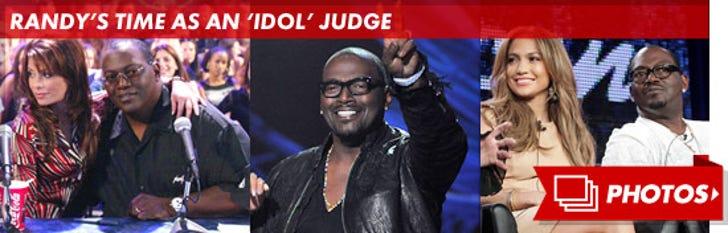 "Randy Jackson's Time as an ""Idol"" Judge"