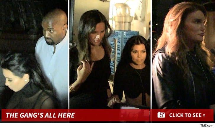 Kylie Jenner's 18th Birthday Bash