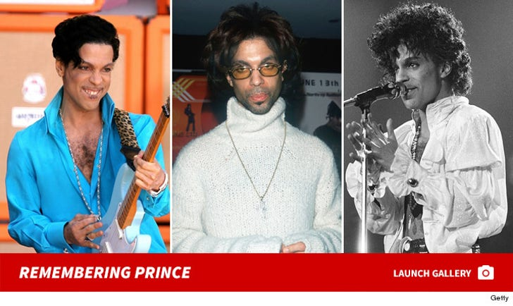 Remembering Prince