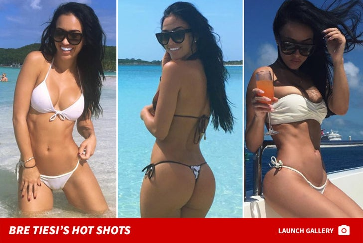 Bre Tiesi's Hot Shots
