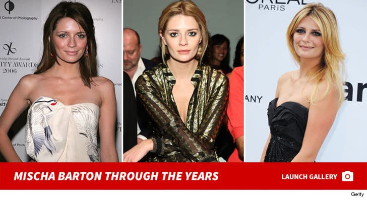 Mischa Barton -- Through the Years