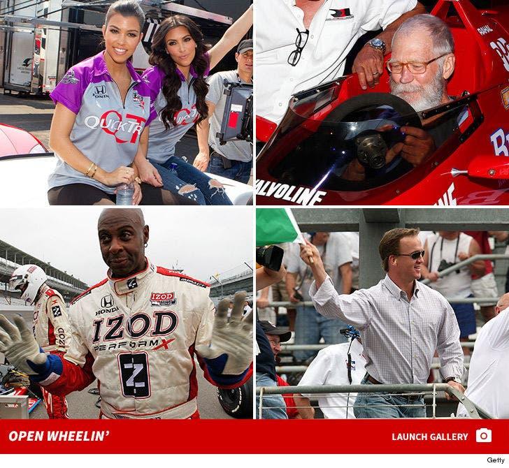 Famous Indy 500 Fans