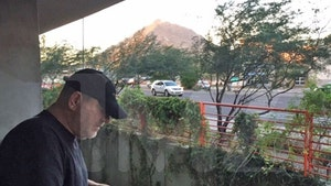 Harvey Weinstein in Arizona Despite Rumors He's Back in L.A. for 'Golden Globes'