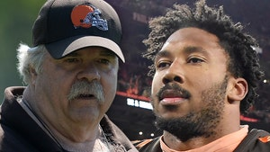 Ex-Browns Coach Bob Wylie Defends Myles Garrett, 'He's a Good Person'
