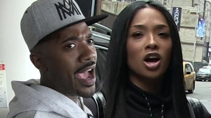 Ray J Addresses Family Drama After Princess Love Claims He 'Stranded' Her