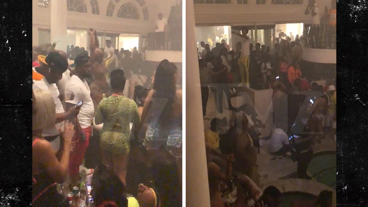Mansion Party in Atlanta Shut Down, Mayor Bottoms Disappointed - EpicNews