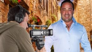 Joe Giudice in Talks for New Reality Show From Italy